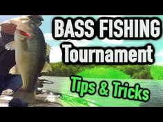 Bass Fishing Tournament ~ Big Bass & Tips and Tricks ! (Commentating Fishing) - (More info on: http://1-W-W.COM/fishing/bass-fishing-tournament-big-bass-tips-and-tricks-commentating-fishing/)