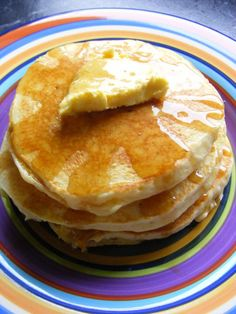 Martha's Perfect Pancakes