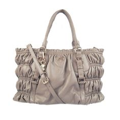 Prada handbags 9805 gray
