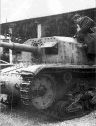 The prototype of the italian assault ansaldo tank model 1936 semovente da 7534 scafo m42 assault gun italian armyww2 planesguns militarywarweapons sciox Images