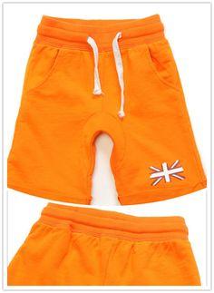 Zara Orange Sport Pant