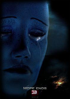 ME3: Hope Ends by Hayter.deviantart.com on @deviantART