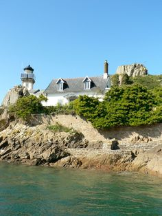 Rent a Private Lighthouse Island for the Price of a Bed & Breakfast