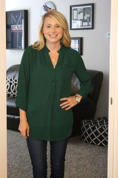 Stitch Fix...this shirt in this color please!!!