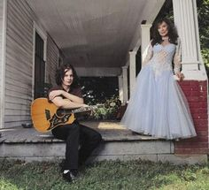Jack White & Loretta Lynn <3