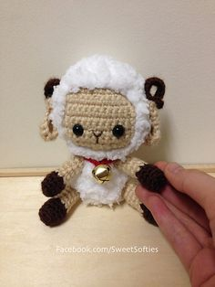 Ravelry: Project Gallery for Chinese New Year Sheep/Lamb pattern by Stephanie Jessica Lau