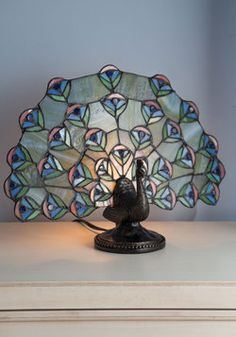 Brilliant Display Lamp, #ModCloth @Nichole DiMassa
