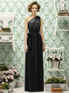 Lela Rose Style LR188 http://www.dessy.com/dresses/bridesmaid/lr188/?color=black&colorid=123#.Uwit4JBFBdd