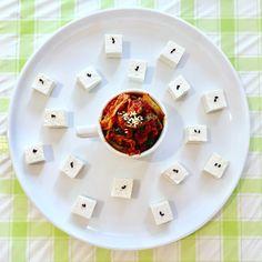 Korean Cuisine # Kimchi Tofu[두부김치] By. Gabriel Saint