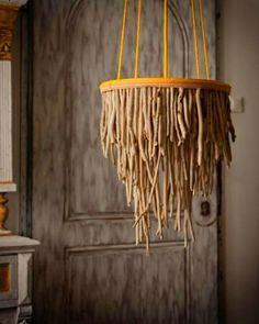 driftwood lampshade