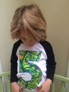 A personal favorite from my Etsy shop https://www.etsy.com/listing/206293547/custom-teenage-mutant-ninja-turtle
