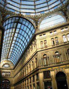Galleria Umberto I, Naples, Italy www.hotelzara.it