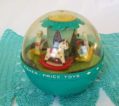 1960s Vintage Toys Fisher Price Roly Poly Ball with by pinkpainter Mom! Why does this look so familiar!?