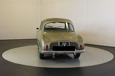 Renault - Dauphine Export model - 1964 Motors, Cars, Model, Classic Cars, Autos, Pattern, Motorbikes, Models