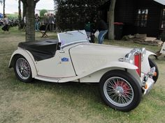MG TD 1949/53
