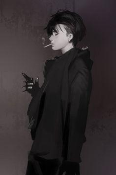 Pin by :) on cooli anime art, character art, art Fantasy Male, Anime Fantasy, Boy Character, Character Concept, M Anime, Anime Art, Arte Sketchbook, Anime Poses, Boy Art
