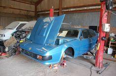 GINETTA G26 KIT CAR MK4 CORTINA BASED BARN FIND COSWORTH PART EX WELCOME RWD