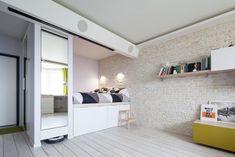 Однокомнатная квартира вДолгопрудном для пары учёных — The Village