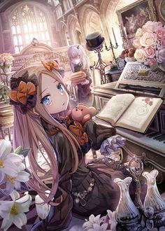 I love anime Loli Kawaii, Kawaii Anime Girl, Anime Girls, Anime Art Girl, Manga Art, Chica Anime Manga, Anime Neko, Piano Anime, Photo Manga