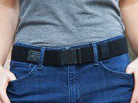 Arcade Belts: Midnighter Belt - Black