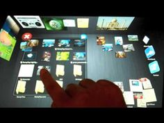 Still waiting for what Google has in store for BumpTop 3D Multi-Touch Desktop