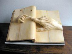 Arte: Esculturas en madera tallada | mypinkadvisor.com