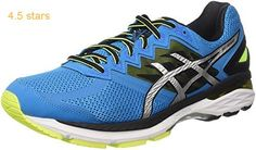 Asics Mens Gt-2000 4 Running Shoes
