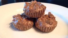 Healthy Protein Packed Choc Bites