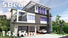 Apartment Plans with 18 UnitsThe House has:-Car Parking and garden-Living room,-Dining Bedrooms units Bed units 5 Bedroom House Plans, Duplex House Plans, Tiny House Plans, Simple House Plans, Modern House Plans, Modern House Design, House Layout Plans, House Layouts, Home Building Design