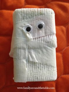 Mummy Juice Box for