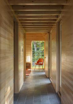 Hammel Green and Abrahamson; Marlboro College - 5 Music Cottages (New Construction); Marlboro, Vermont.