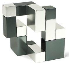 Play Art Cube - Silver