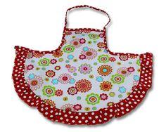 """Grembiule """"Riccio"""" #2 ideato da ANNALì per le piccole cuoche che amano cucinare con i loro genitori — La Casa di Ninni"""