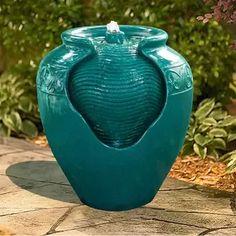 Ivy Bronx Ceramic Fountain & Reviews | Wayfair