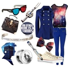 doctor who outfits | Doctor Who inspired outfit. | DisneyBound