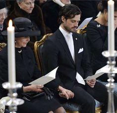 Hur vackert? : swedish_royals från Prinsessan Lilians begravning