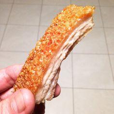 Hong Kong Style Crispy Skinned Pork Belly Siu Yuk 脆皮燒肉 By David Ong