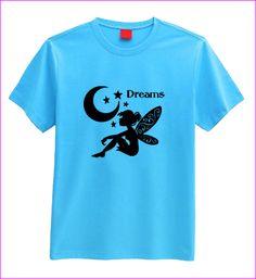 Dreams fairy t-shirt (children's) Childrens Gifts, Fairy, Dreams, Handmade Gifts, Mens Tops, T Shirt, Kid Craft Gifts, Supreme T Shirt, Tee