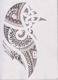 Tattoos Tribal Tattoos Polynesian Maori Tattoo Maori Tattoo Designs ...