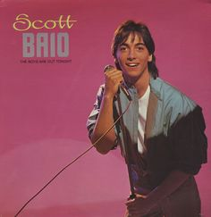 The Boys are out Tonight by Scott Baio