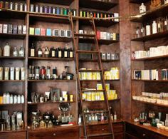 MiN New York SCENT STORIES ~ Niche Perfumery 117 crosby Street NYC