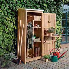 Small garden storage