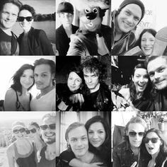"""""""Sam and Cait + Instagram selfies since 2013. """" ♥♥♥♥♥♥"""