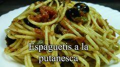 Tapas, Sandwiches, Spaghetti, Cooking, Ethnic Recipes, Food, Youtube, Gastronomia, Spaghetti Recipes