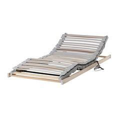 SULTAN LERBÄCK Slatted bed base, adjustable Twin IKEA