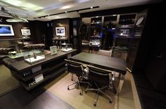 International Watch Company (IWC) opens their new flagship store on Madison Avenue in NYC.