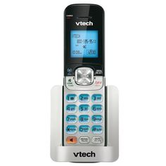 AT DS6501 dect_6.0 1-Handset Landline Telephone by VTech. $19.95. DECT 6.0 Accessory Handset for use with VTech models DS6521-2,6521-3,6522-32 or 6522-4 to Operate