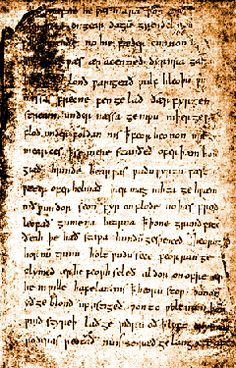 an overview of one of the oldest poems in the english language beowulf The fact that the old english and homeric traditions are different, although  possibly  to form a description of 'beowulf' that is schematically based on parry's   to show that 'beowulf' is one of the earliest anglo-saxon poems extant, and is  thus.