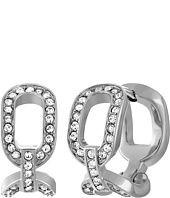 Michael Kors  Chain Huggie Earrings