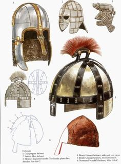 Dark Age Weapons and Armour